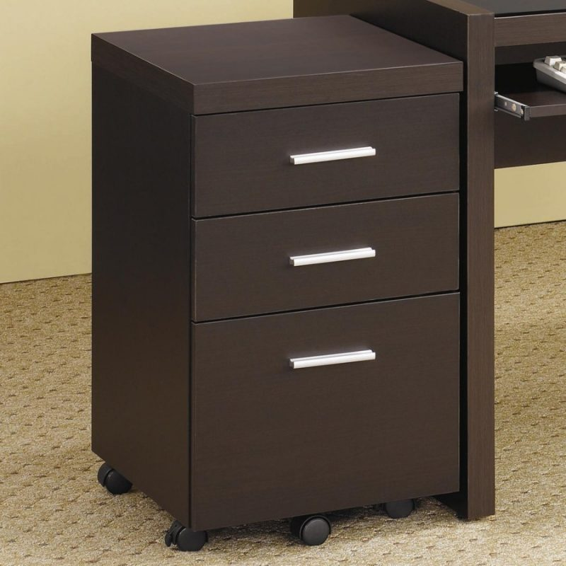 Skylar file cabinet with 3 drawers omni furniture gallery for Sideboard 3 00 m